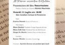 Pontecorvo – Domani la presentazione del libro Resurrezione di Michele Moschetta