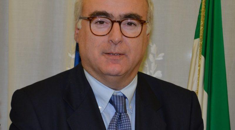 Frosinone – Il Prefetto Portelli vicino alla Forze dell'ordine il giorno di Ferragosto