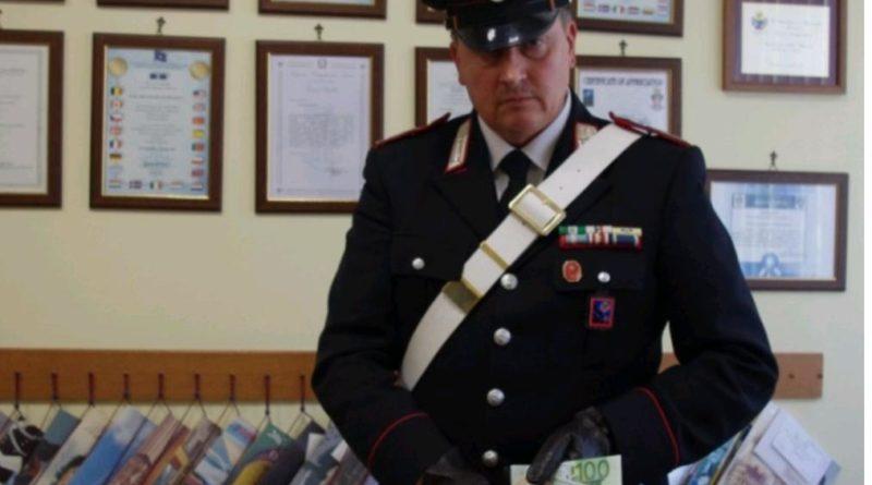 Roccasecca – Spendita di soldi falsi: due arresti