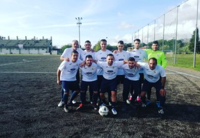 Calcio Terza categoria – La Longobarda straripante a Castrocielo