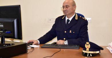 Cassino – Una vita nella Polizia di Stato: pensionamento per il Commissario Francesco Di Nardi