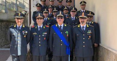 Arce – Cambio al vertice della Guardia di Finanza:  il sottotenente Ciro Vitale ha assunto il comando