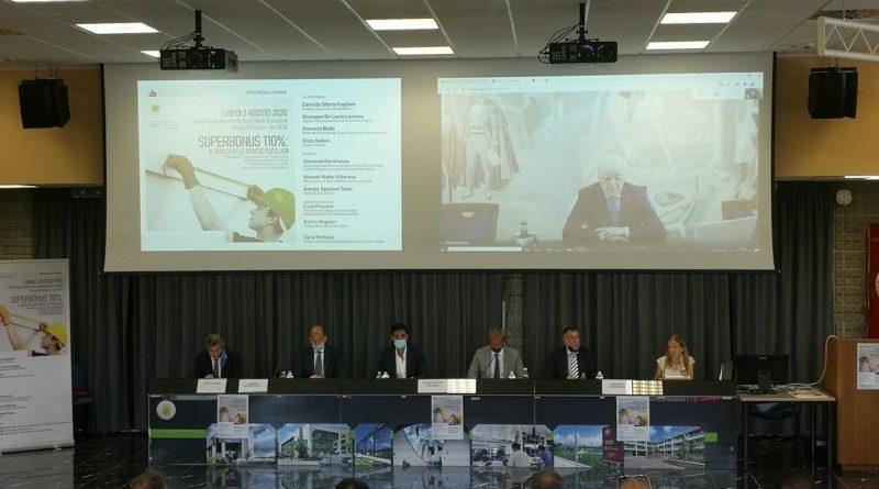 Cassino – Superbonus edilizio 110 percento: il ruolo delle Banche Popolari