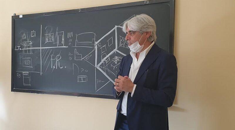 Frosinone – Inizio dell'Anno scolastico: gli auguri del presidente della provincia Pompeo