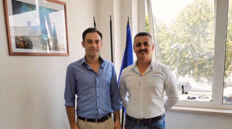 San Giorgio a Liri – Il sindaco Lavalle presenta la rinnovata giunta