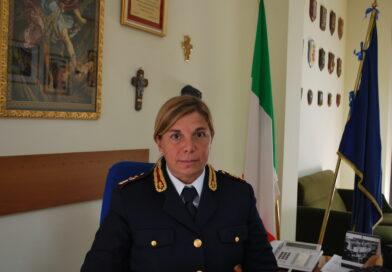 Cassino – Cambio al vertice del Commissariato: arriva la dr.ssa Giovanna Salerno
