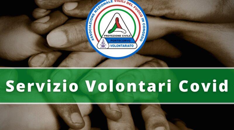 Pontecorvo – Riattivato il Servizio Volontari Covid. Ecco il numero per tutte le emergenze