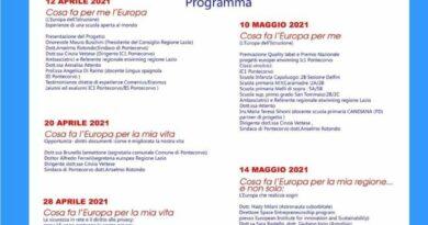 Pontecorvo- Più Europa tra i giovani: al via il progetto