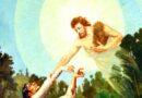 Pontecorvo /Festa di S. Giovanni.  Tutte le peccata mea abballe a sciume (tutti i miei peccati in fondo al fiume)