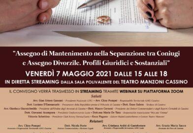 Cassino – Convegno dell'AMI: appuntamento dal Teatro Manzoni