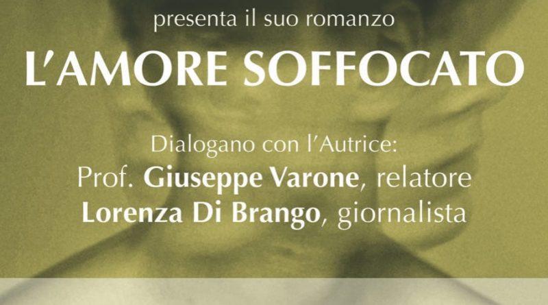 """Cassino – """"L'amore soffocato"""", il libro di Palma Di Miele"""