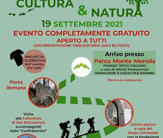 Pontecorvo – Un Giorno tra Cultura e Natura, nel Parco di Monte Menola.. e non solo