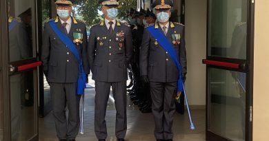Gdf Frosinone – Cambio al vertice del Comando Provinciale, arriva il Colonnello Tripoli