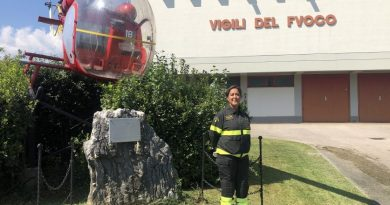 Frosinone – Si è insediato il nuovo Comandante dei vigili del fuoco, Tarquinia Mastroianni