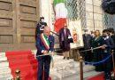 Frosinone, inaugurato il nuovo palazzo comunale.