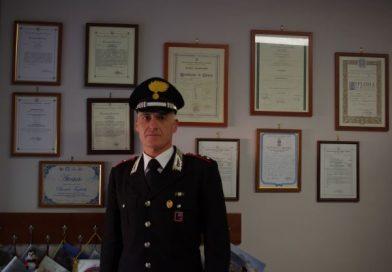 Pontecorvo- Il capitano Taglietti è il nuovo comandante della compagnia carabinieri